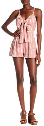 Ten Sixty Sherman Stripe Romper