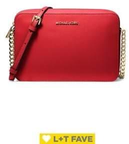 MICHAEL Michael Kors Textured Leather Crossbody Bag