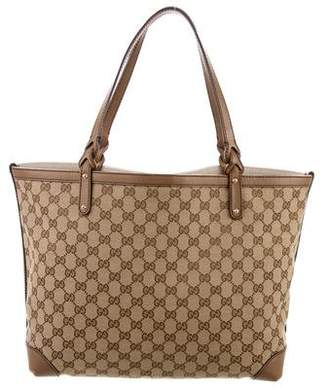 Gucci Medium GG Original Craft Tote