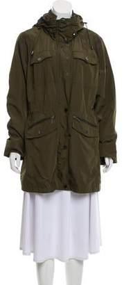 MICHAEL Michael Kors Lightweight Short Coat