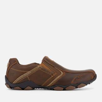 Skechers Men's Diameter Valen Slip On Shoes - Brown
