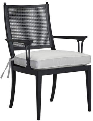 Lane Venture Winterthur Dining Arm Chair, Stripe