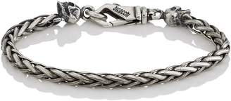 Emanuele Bicocchi Men's Foxtail-Chain Bracelet