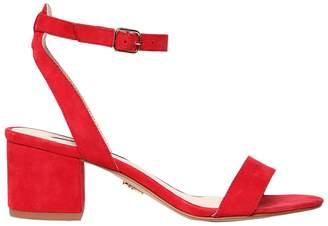 Windsor Smith 60mm Melani Suede Sandals