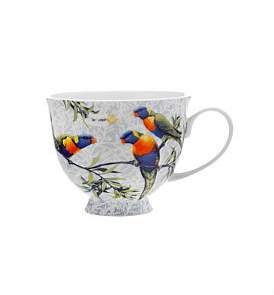 Maxwell & Williams Cashmere Cup 480Ml Lorrikeets Gift Boxed