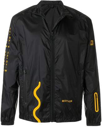 Soulland X 66°North running jacket