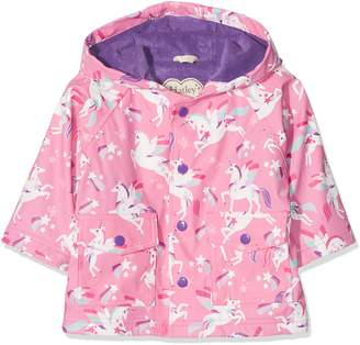 Hatley Baby Girls Mini Printed Raincoats