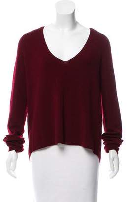 A.L.C. Wool Cutout Sweater