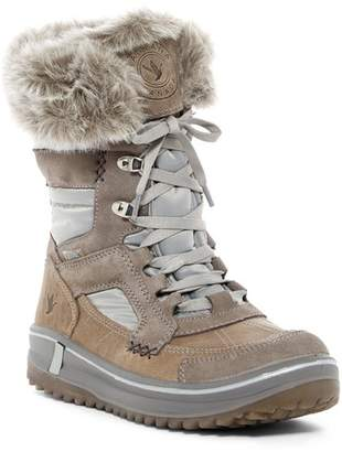 Santana Canada Marta Faux Fur Insulated Waterproof Winter Boot
