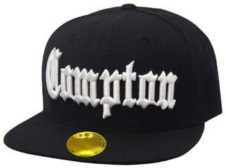Abercrombie & Fitch Compton Flat Bill Snapback Adjustable Baseball Cap