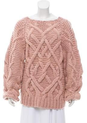Ulla Johnson Chunky Knit Sweater