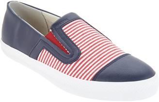 Geox Canvas Slip On Shoes - Giyo