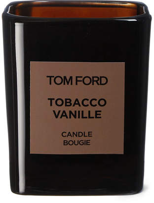 Tom Ford Grooming - Tobacco Vanille Scented Candle, 200g - Dark brown