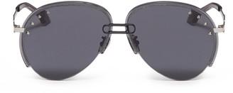 WHATEVER EYEWEAR Stud metal aviator sunglasses
