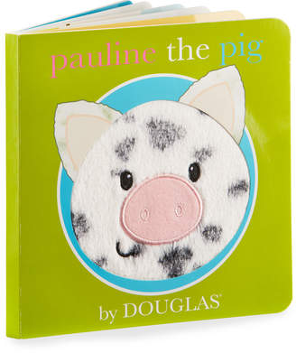 """Pauline The Pig"" Children's Board Book by Douglas"