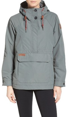 Women's Columbia South Canyon Creek Water Resistant Anorak $100 thestylecure.com