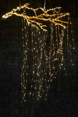 Anthropologie Stargazer Cascade Falls Lights, 7' Plug-In