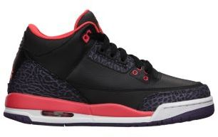 Nike Jordan 3 Retro 3.5y-7y Boys' Shoes