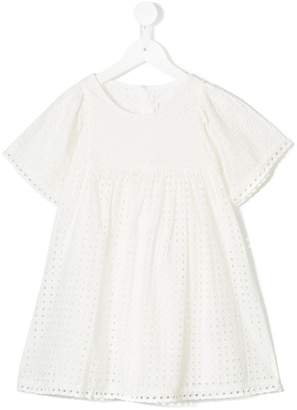 Chloé Kids broderie anglais dress