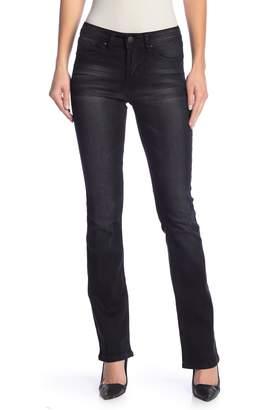 YMI Jeanswear Outerwear Gel Flap Back Pocket Bootcut Jeans (Juniors)