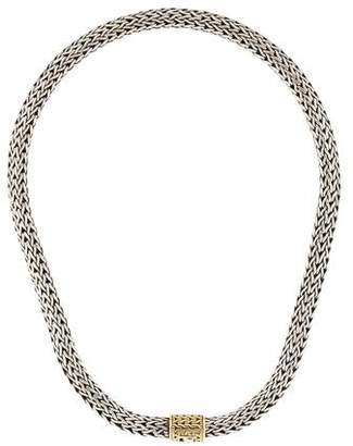 John Hardy Two-Tone Classic Chain Necklace
