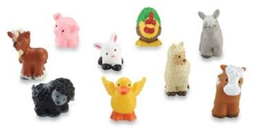 Fisher-Price® Little People® Farm Animal Friends