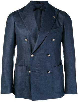 Tagliatore double breasted suit jacket