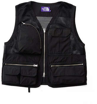 The North Face (ザ ノース フェイス) - THE NORTH FACE PURPLE LABEL Mesh Angler Vest