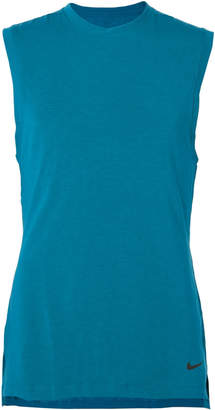 Nike Training - Transcend Dri-FIT Tank Top - Men - Blue