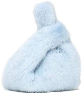 Simonetta Ravizza Mini Furrissima Mink Fur Bag