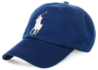 Polo Ralph Lauren Big Pony Athletic Twill Cap $49.50 thestylecure.com