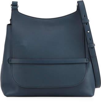 The Row Sideby Smooth Calf Leather Crossbody Bag