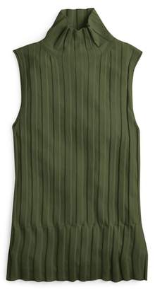 J.Crew 365 Stretch Sleeveless Turtleneck Sweater