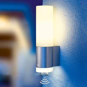 Sensor-Außenwandleuchte L 265 LED