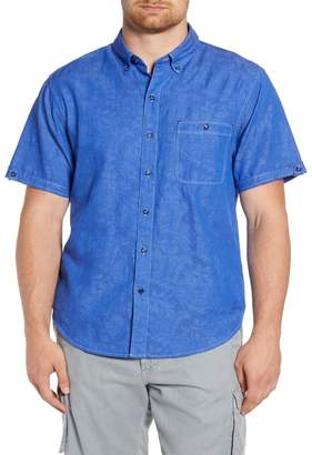 Tommy Bahama Moana Fronds Classic Fit Woven Shirt