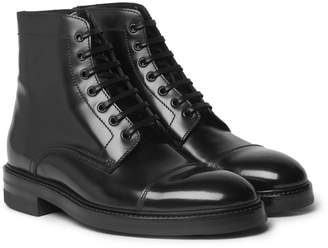 Master Polished-Leather Boots