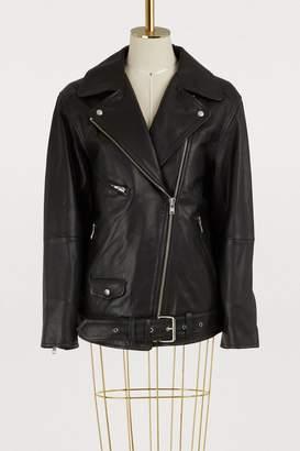 Etoile Isabel Marant Abely biker jacket