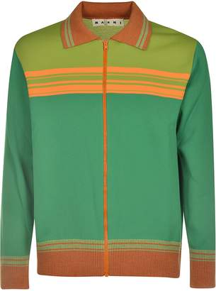 Marni Zipped Cardigan