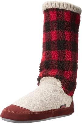 Acorn Women's Slouch Boots Slipper