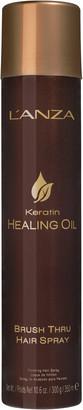 L'anza Keratin Healing Oil Brush Thru Hair Spray