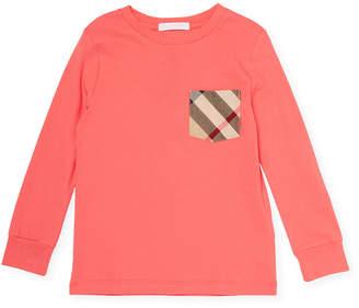 Burberry Patch Pocket T-Shirt