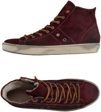 Leather Crown High-tops & sneakers - Item 11059023