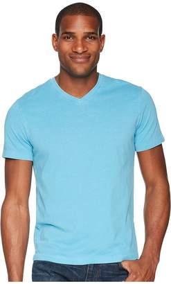 Mod-o-doc Del Mar Short Sleeve V-Neck Tee Men's T Shirt
