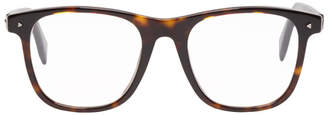Fendi Tortoiseshell Square Glasses