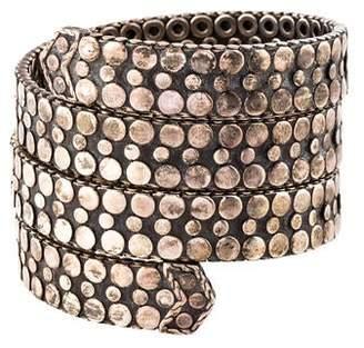 John Hardy Dot Wrap Bracelet