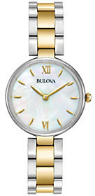 Bulova Ladies' Classic Stainless Steel BraceletWatch $250 thestylecure.com