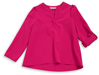 Soprano Girls 7-16 Girls Hi-Lo Top $38 thestylecure.com