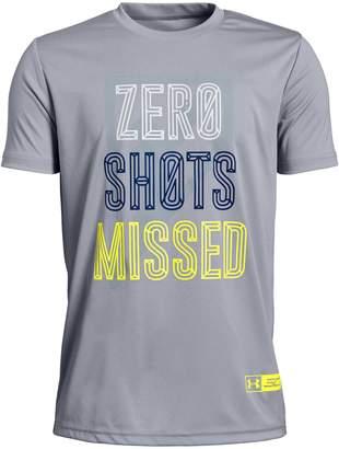 Under Armour Boy's Zero Shots Missed Tee