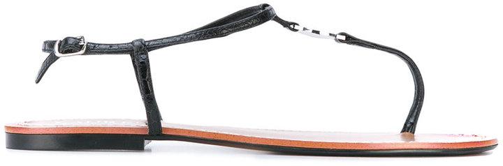 Ralph Lauren branded sandals