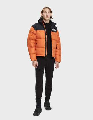 The North Face Black Box 1996 RTO Nuptse Down Jacket in Persian Orange